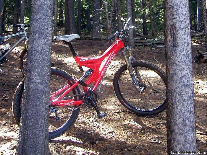 leelikesbikes com - Cool bike: 2005 Specialized Enduro
